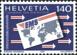 Schweiz UPU15 (kompl.Ausg.) Gestempelt 1989 Weltpostverein - Suiza