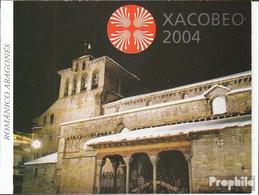 Spanien MH0-15 (kompl.Ausg.) (3914A-3921A) Postfrisch 2004 Romanische Kunst - Spanien
