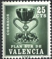 Spanien ZD4 (kompl.Ausg.) Postfrisch 1968 Valencia - Spanien