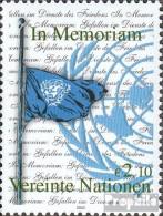 UNO - Wien 405 (kompl.Ausg.) Postfrisch 2003 Gedenken Gefallener - Wien - Internationales Zentrum
