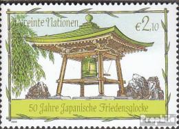 UNO - Wien 419 (kompl.Ausg.) Postfrisch 2004 Japanische Friedensglocke - Wien - Internationales Zentrum