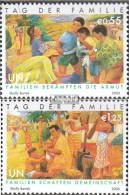 UNO - Wien 465-466 (kompl.Ausg.) Postfrisch 2006 Int. Tag Der Familie - Wien - Internationales Zentrum