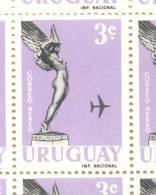 URUGUAY AEREO YVERT NR. 194 MNH AÑOS 1960-1961 - Uruguay