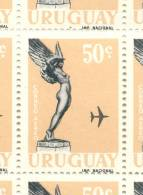 URUGUAY AEREO YVERT NR. 197 MNH AÑOS 1960-1961 - Uruguay