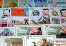 Amerika 50 Verschiedene Sondermarken - Stamps