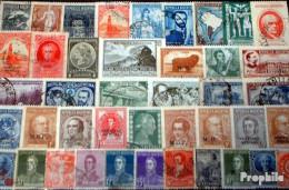Argentinien 100 Verschiedene Marken - Argentinien