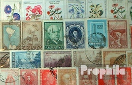 Argentinien 50 Verschiedene Marken - Argentinien