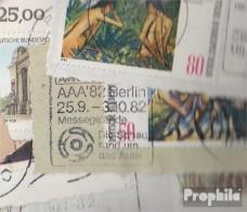Berlin (West) 25 Gramm Kiloware Gestempelt Mit Mindestens 10% Sondermarken - Timbres