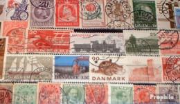 Dänemark 100 Verschiedene Marken - Dinamarca