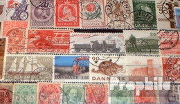 Dänemark 50 Verschiedene Marken - Dinamarca