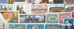 DDR 50 Verschiedene Sondermarken Postfrisch - Deutschland