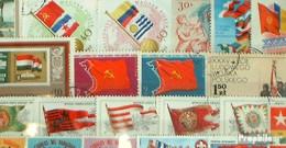 Motive 150 Verschiedene Flaggen Und Wappen Marken - Flaggen