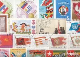 Motive 50 Verschiedene Flaggen Und Wappen Marken - Flaggen