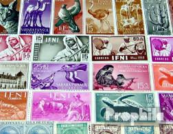 Spanien 50 Verschiedene Marken Postfrisch - Spanien