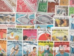 Tschad 50 Verschiedene Marken
