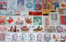 Tschechien 50 Verschiedene Marken - Tschechische Republik