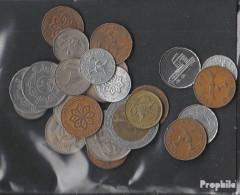 Asien 100 Gramm Münzkiloware - Coins & Banknotes