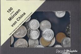 China 100 Gramm Münzkiloware  China Ohne Taiwan Und Hong-Kong - Münzen & Banknoten