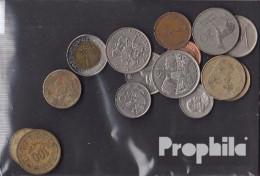 Afrika 100 Gramm Münzkiloware - Kiloware - Münzen