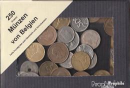 Belgien 250 Gramm Münzkiloware - Münzen & Banknoten