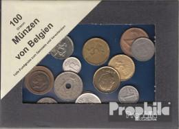 Belgien 100 Gramm Münzkiloware - Münzen & Banknoten