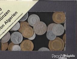 Algerien 100 Gramm Münzkiloware - Münzen & Banknoten