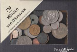 Dänemark 250 Gramm Münzkiloware - Kilowaar - Munten