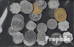 Bangladesch 100 Gramm Münzkiloware - Münzen & Banknoten