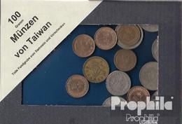 China-Taiwan 100 Gramm Münzkiloware - Münzen & Banknoten