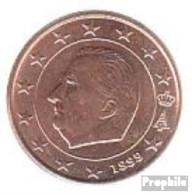 Belgien B 1 1999 Stgl./unzirkuliert Stgl./unzirkuliert 1999 Kursmünze 1 Cent - Belgio
