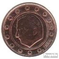 Belgien B 1 2004 Stgl./unzirkuliert Stgl./unzirkuliert 2004 Kursmünze 1 Cent - Belgio