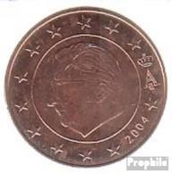Belgien B 3 2004 Stgl./unzirkuliert Stgl./unzirkuliert 2004 Kursmünze 5 Cent - Bélgica