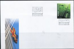 PA1481 Aland 2009 Archaeological Wreck First-day Cover MNH - Aland