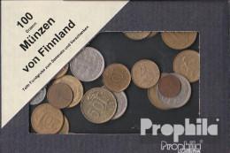 Finnland 100 Gramm Münzkiloware - Coins & Banknotes