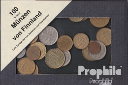 Finnland 100 Gramm Münzkiloware - Kiloware - Münzen