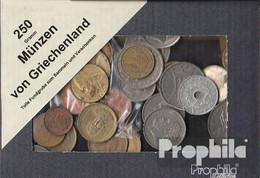 Griechenland 250 Gramm Münzkiloware - Coins & Banknotes