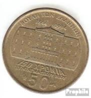 Griechenland KM-Nr. : 164 1994 Stgl./unzirkuliert Aluminium-Bronze Stgl./unzirkuliert 1994 50 Drachmen Kallergis - Griechenland