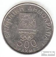Griechenland KM-Nr. : 177 2000 Vorzüglich Kupfer-Nickel Vorzüglich 2000 500 Drachmen Diagoras - Griechenland