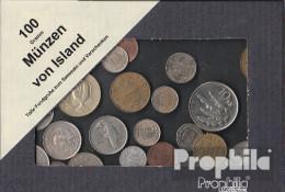 Island 100 Gramm Münzkiloware - Kiloware - Münzen