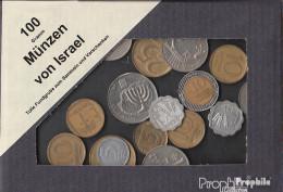 Israel 100 Gramm Münzkiloware - Münzen & Banknoten