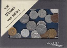 Italien 100 Gramm Münzkiloware - Münzen & Banknoten