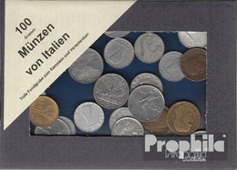 Italien 100 Gramm Münzkiloware - Kilowaar - Munten