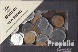 Italien 250 Gramm Münzkiloware - Coins & Banknotes