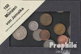 Jamaica 100 Gramm Münzkiloware - Münzen & Banknoten