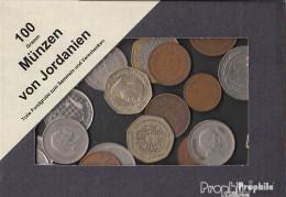Jordanien 100 Gramm Münzkiloware - Kilowaar - Munten