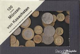 Kasachstan 100 Gramm Münzkiloware - Coins & Banknotes