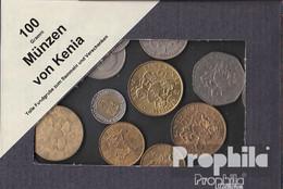 Kenia 100 Gramm Münzkiloware - Coins & Banknotes