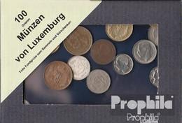 Luxemburg 100 Gramm Münzkiloware - Coins & Banknotes