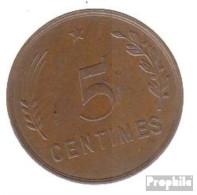 Luxemburg KM-Nr. : 40 1930 Vorzüglich Bronze Vorzüglich 1930 5 Centimes Charlotte - Luxemburg