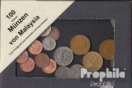Malaysia 100 Gramm Münzkiloware - Kilowaar - Munten